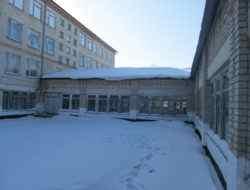 Объект Проект капитального ремонта помещений столовой школы №15 г.Райчихинска Амурской области