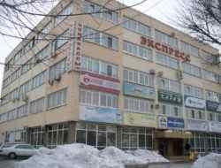 Объект Обследование здания Дома быта «Экспресс»  по ул. Чичерина, 76