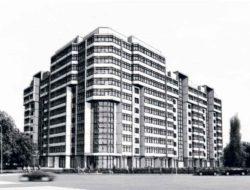Объект Многоквартирный жилой дом со встроенными административно-торговыми помещениями по ул. Сергея Ушакова в г. Уссурийске.