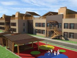Объект Реконструкция «Детский сад по адресу: г. Владивосток, ул. Интернациональная, 50, 52»