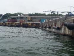 Объект Специальное обследование берегоукрепления, входящего в состав причала №5 порта Находка