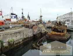 Объект Технологическая схема по снабжению рыболовецких судов горюче-смазочными материалами (ГСМ) на причале №2 в порту Корсаков