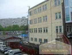 Объект Здание после реконструкции, расположенное по адресу: Приморский край, г. Владивосток, ул. Стрелковая, 23а