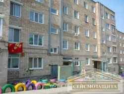 Объект Жилое здание по адресу: г. Большой Камень,  ул. Академика Крылова, д. 6
